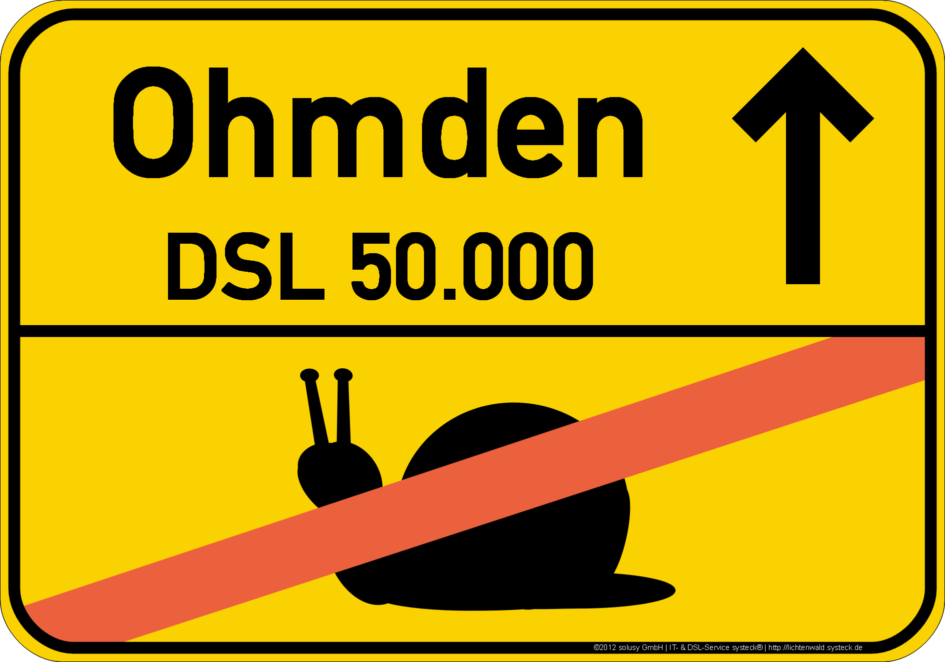 Schnelles Internet in Ohmden